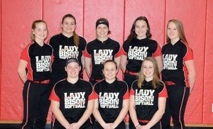 Softball Returning Letter Winners