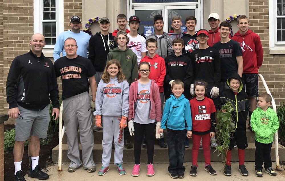 Clearfield Beautification Day