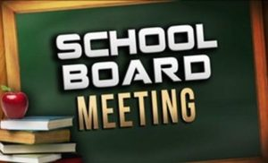 2018 Board Meeting Schedule