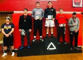 Luke McGonigal Wins Tool City Tournament