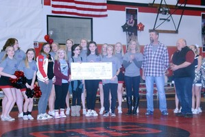 Clearfield- PO Wrestling Take Down Cancer-One Match At A Time