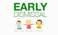 Clearfield Elementary Early Dismissal Wednesday, March14th. SEE ATTACHED.