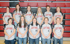 2017-18 Lady Bison Softball