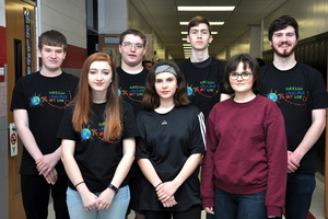 German Students Attend Foreign Language Competition