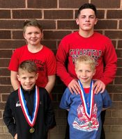 Clearfield Wrestlers Qualify for Eastern Nationals