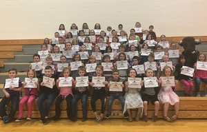 CAES April Students of the Month