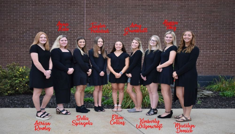 Meet the 2019-20 Homecoming Court
