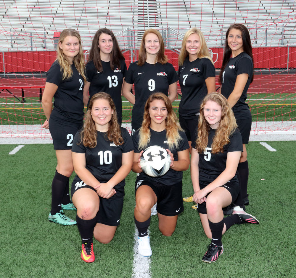 Girls' Soccer Returns Seven Letterwinners