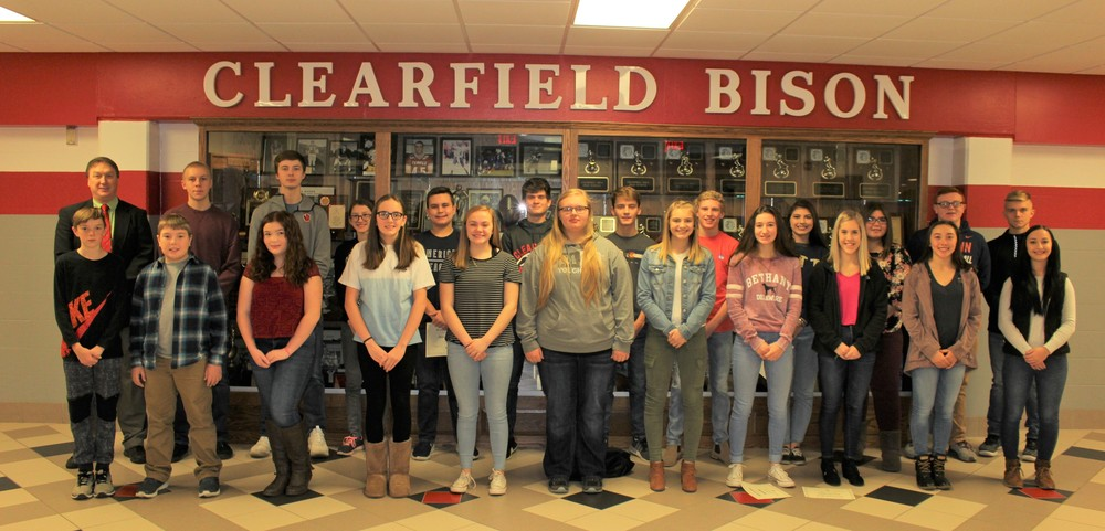 CAES November Students of the Month