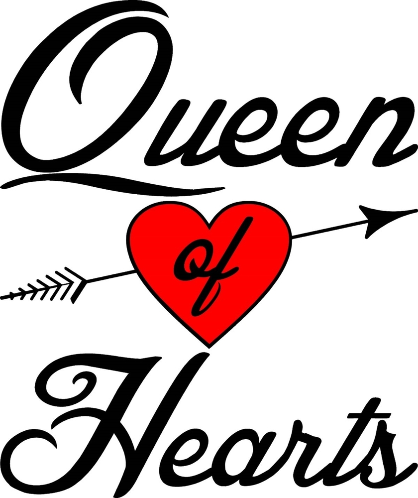 Queen of Hearts Semi-Formal