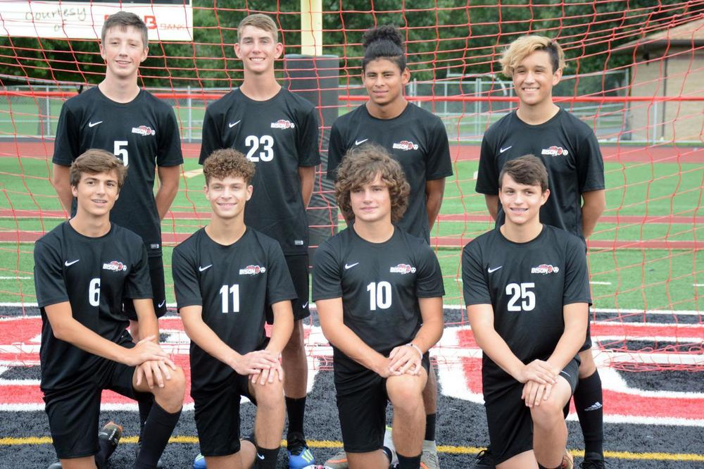 2018- 19 Boys' Soccer Team