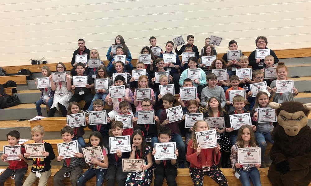 CAES February Students of the Month