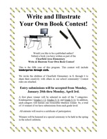 Elementary Writing Contest