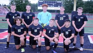 2019-20 Boys' Soccer Returning Letterwinners