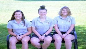 2019-20 Girls' Golf Returning Letterwinners