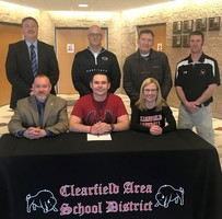 Eli Glass Signs Letter of Intent