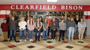 CAJSHS October Students of the Month