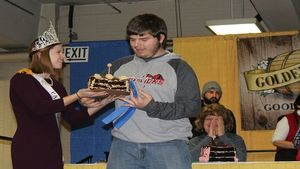 Clearfield Teen Wins Blue Ribbon at Pennsylvania Farm Show Chocolate Cake Contest