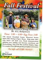 ​Apple Cider Festival At Bloody Knox Set