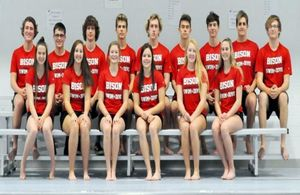 2019-20 Swim Team Returning Letterwinners