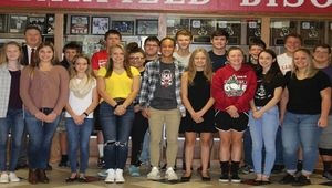 Congratulations to the  September Students of the Month