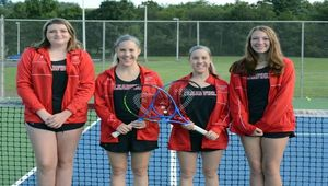 2019-20 Tennis Team Letterwinners