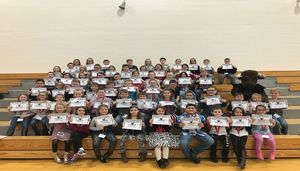 CAES Students of the Month for November and December
