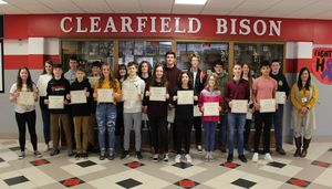 CAJSHS January Students of the Month