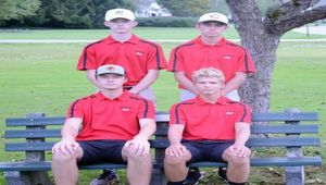 2019-20 Boy's Golf Letterwinners