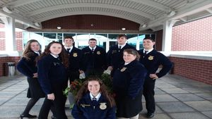 State FFA Fall Leadership Conference