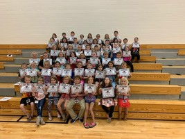 CAES September Students of the Month