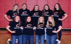 Lady Bison Softball Returning Letterwinners