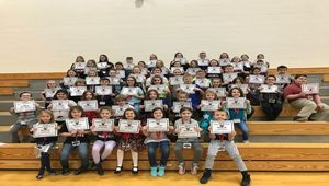 CAES March Students of The Month