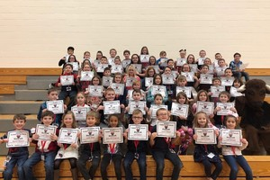 CAES January Students of the Month