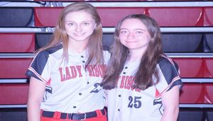 Girls' Softball Returning Letter Winners.