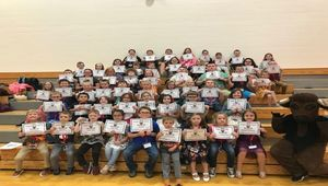 April CAES Students of the Month
