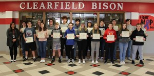 CAJSHS February Students of the Month