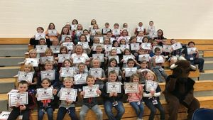 CAES October Students of the Month