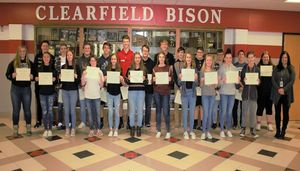 CAJSHS November Students of The Month
