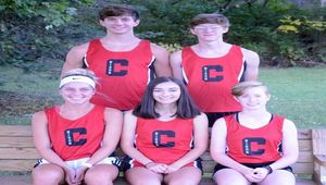 2019-20 Cross Country Returning Letterwinners