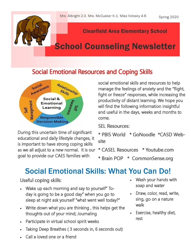 Guidance Newsletter